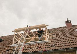 constructie dakkapel